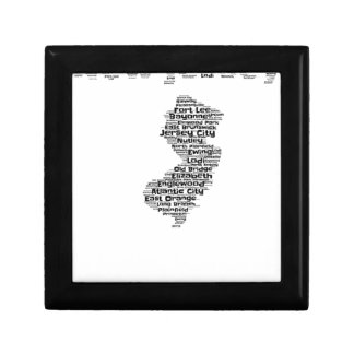 Cities of New Jersey Gift Box