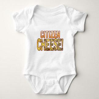 Citizen Blue Cheese Baby Bodysuit