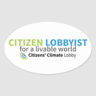 Citizen Lobbyist Sticker
