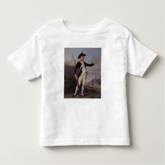 Citizen Nau-Deville in National Guard Uniform Toddler T-shirt