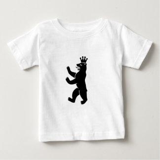 Citizen of Berlin bear Baby T-Shirt