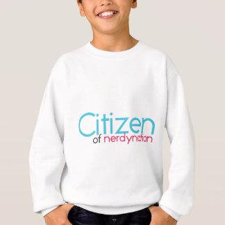 Citizen of Nerdynation Sweatshirt