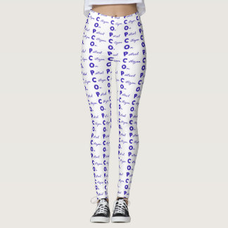 Citizen On Patrol Leggings