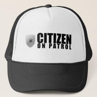 Citizen on Patrol Trucker Hat