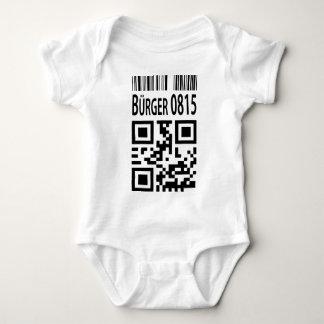 citizens 0815 baby bodysuit