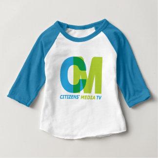 Citizens' Media Logo Baby T-Shirt