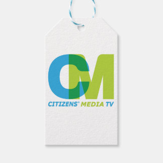 Citizens' Media Logo Gift Tags
