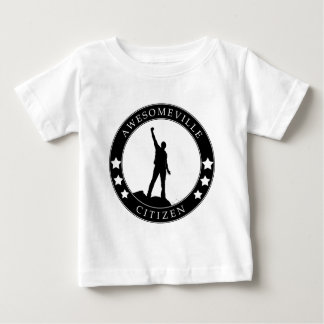 Citizens of Awesomeville Baby T-Shirt