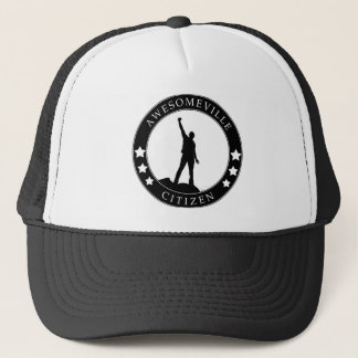 Citizens of Awesomeville Trucker Hat