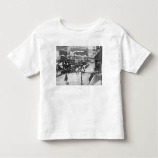Citizens of Deadwood Celebrate Completion of 3 Toddler T-shirt