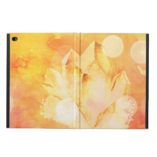 *~* Citrine Healing Crystal Energy Solar Plexus Powis iPad Air 2 Case