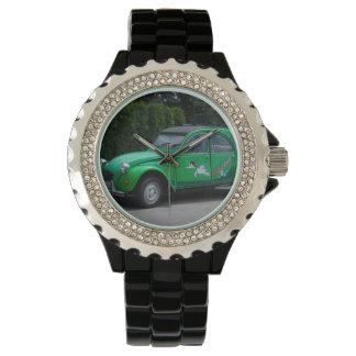 Citroen 2 CV Sauss Ente Watch