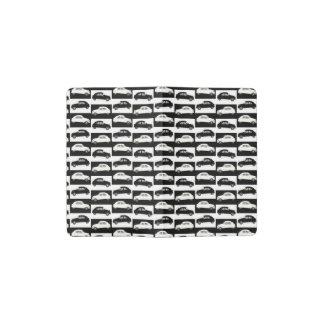 Citroen 2 CV Tiled Pattern Pocket Moleskine Notebook