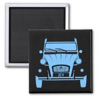 Citroen 2CV Deux Chevaux fridge magnet
