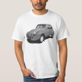 Citroën 2CV (deux chevaux) t-shirt