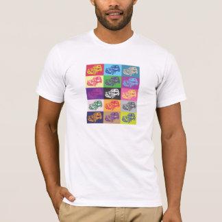 Citroen 2CV Mosaic Tshirt