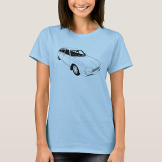 Citroen GS T-shirt