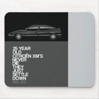 Citroen XM 25th anniversary Mouse mat
