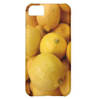 Citrons jaunes étui iPhone 5C