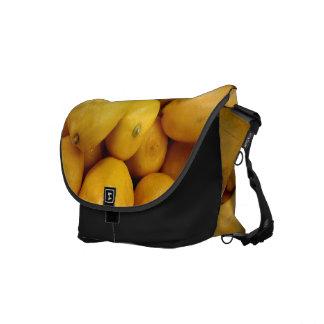 Citrons jaunes sacoche