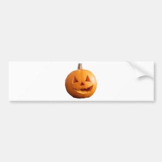 Citrouille de Halloween Autocollant De Voiture