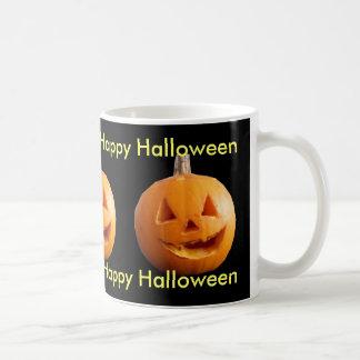 Citrouille de Halloween Tasse