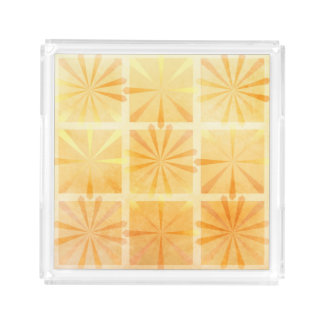 Citrus Burst Acrylic Tray