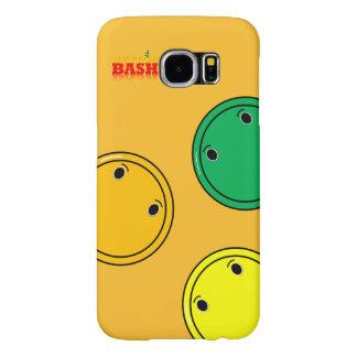 Citrus ButtonBash S6 phone case