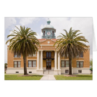 Citrus County Florida Courthouse Card
