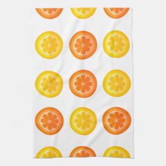 Citrus Fresh Tea Towel