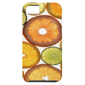 Citrus Fruit Slices iPhone 5 case