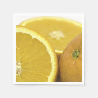 Citrus Fruits Paper Napkin