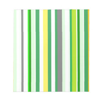 citrus LIMON lines Notepad