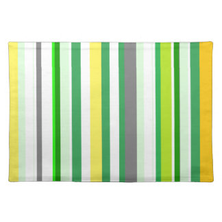 citrus LIMON lines Placemat