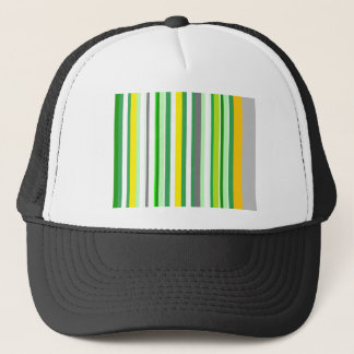 citrus LIMON lines Trucker Hat