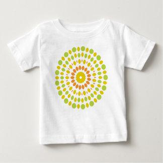 Citrus Mandala Baby T-Shirt