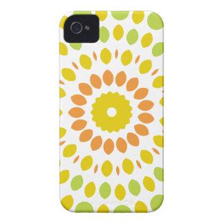 Citrus Mandala Case-Mate iPhone 4 Case