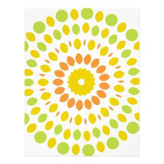 Citrus Mandala Letterhead