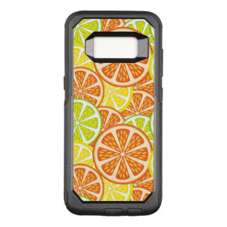 Citrus Pattern 2 OtterBox Commuter Samsung Galaxy S8 Case