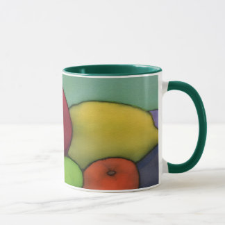 Citrus & Pomegranate Mug 2