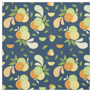 Citrus Splash Fabric