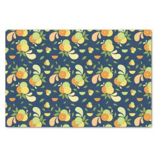 Citrus Splash Tissue Paper