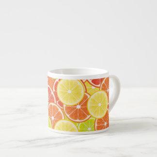 Citruses Espresso Cup