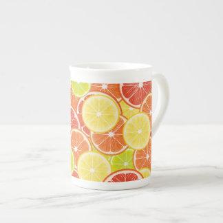 Citruses Tea Cup