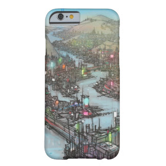 City_A Barely There iPhone 6 Case