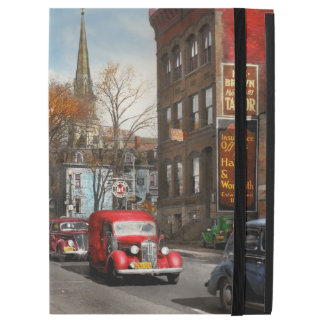 "City - Amsterdam NY - Downtown Amsterdam 1941 iPad Pro 12.9"" Case"