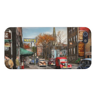 City - Amsterdam NY - Downtown Amsterdam 1941 iPhone 5 Case