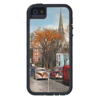 City - Amsterdam NY - Downtown Amsterdam 1941 iPhone 5 Cases