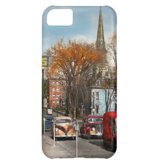 City - Amsterdam NY - Downtown Amsterdam 1941 iPhone 5C Cover