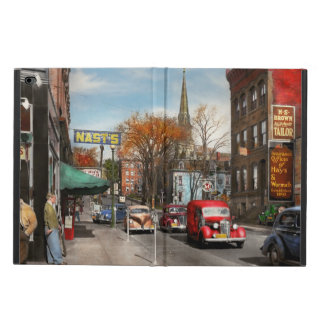 City - Amsterdam NY - Downtown Amsterdam 1941 Powis iPad Air 2 Case